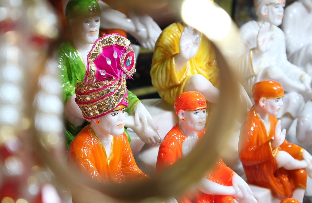 Shirdi Sai Baba Temple, Faridabad