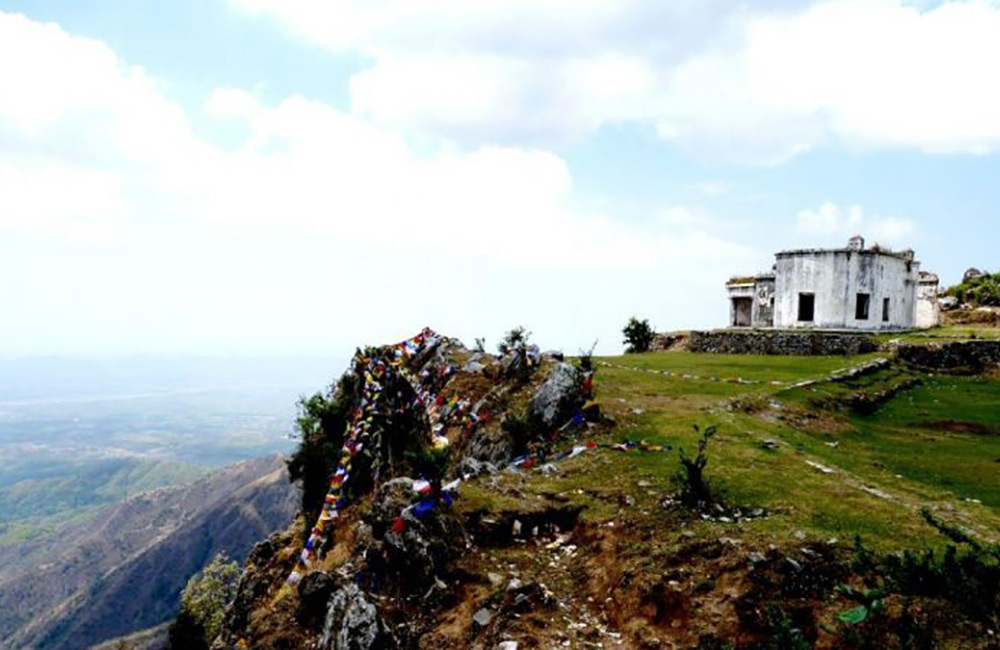 Sir George Everest's House, Mussoorie