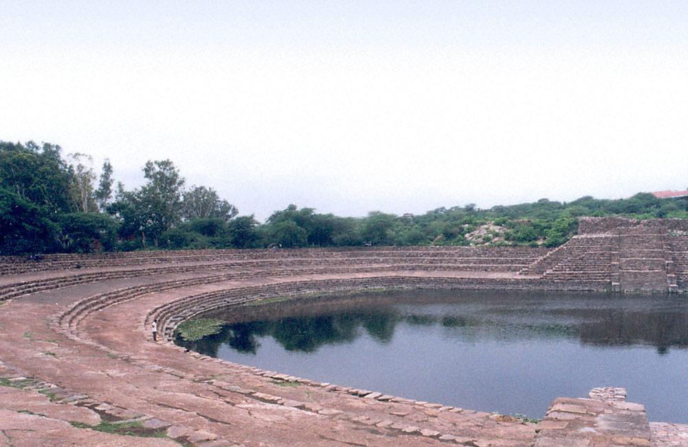 Surajkund Lake, Faridabad