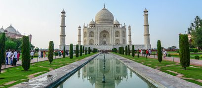 Taj Mahal: A Monument of Monumental Love