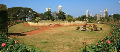 The Hanging Gardens, Mumbai: An Expansive Green Space in the Commercial Capital of India