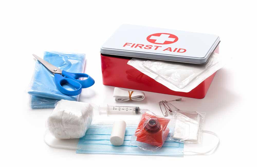 Basic First Aid Kit   Monsoon Essentials That You Must Have