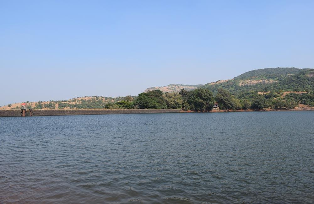 Visit Bhushi Dam in Lonavala