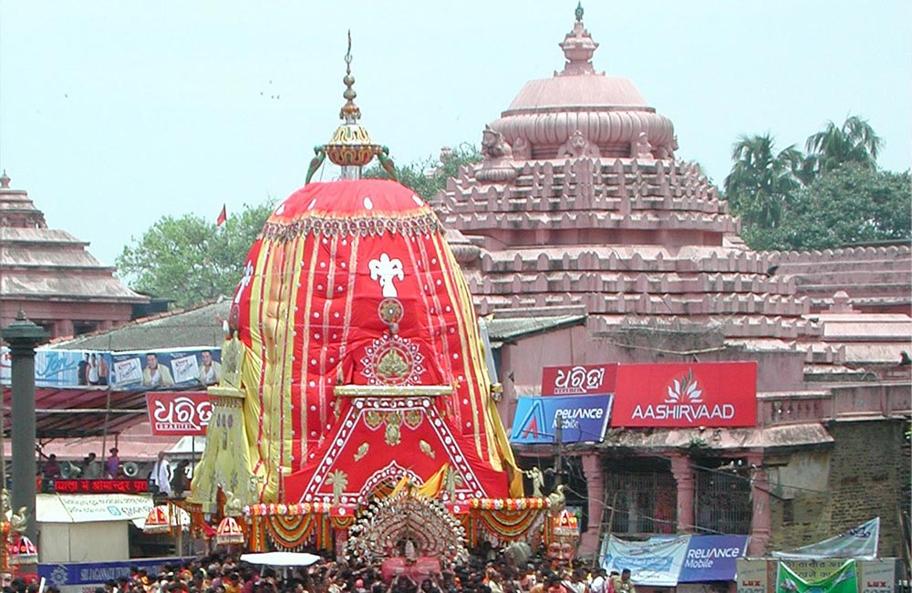 Gundicha Temple, Puri