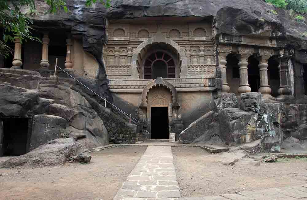 Back in Time at Pandavleni Caves