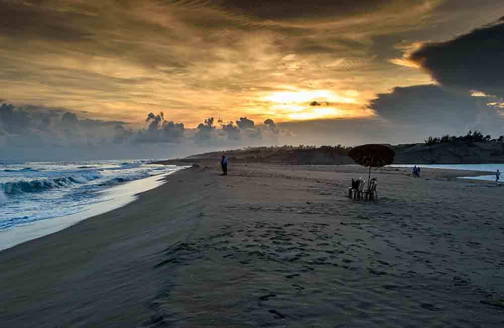 Puri Beach, Puri