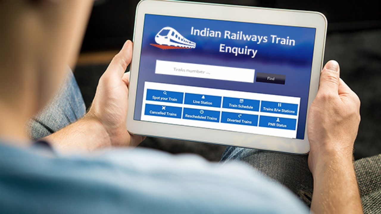 Train Enquiry Indian Railway Enquiry Number Status