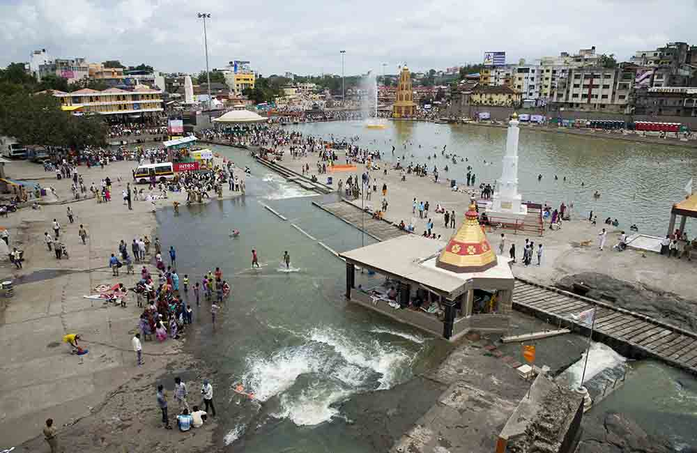 Holy Dip in Ram Kund