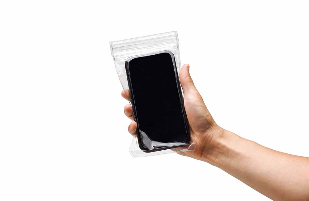 Waterproof Plastic Ziplock   Monsoon Essentials That You Must Have