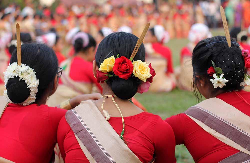 Bihu Festival, Assam