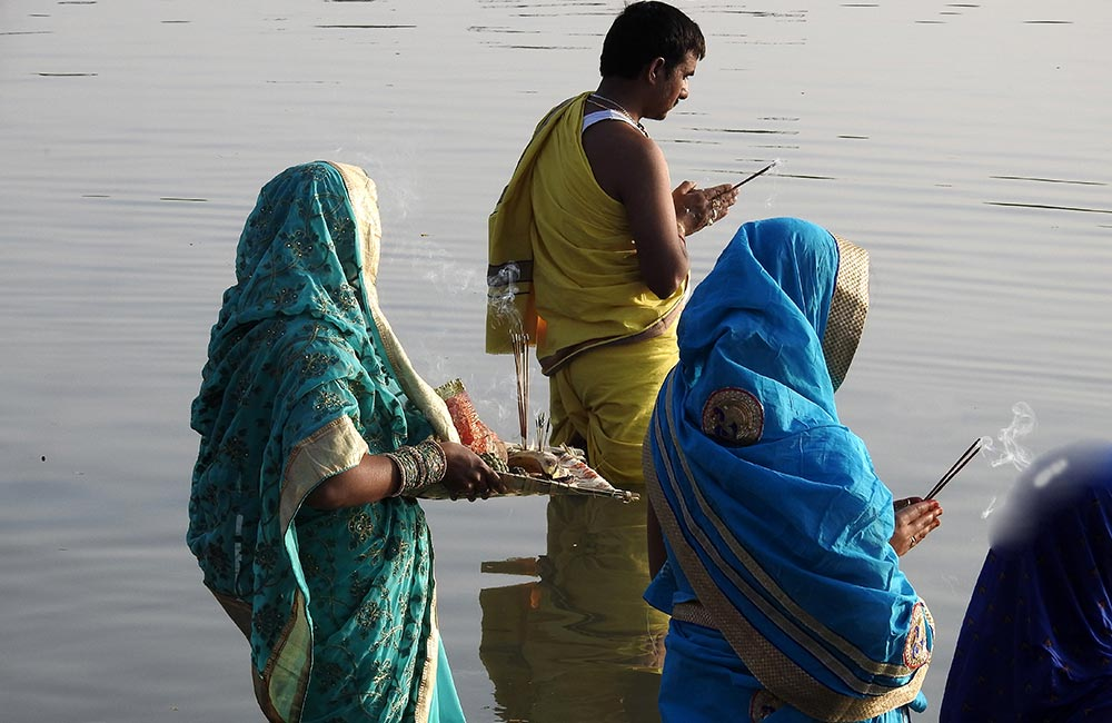 Chhath Puja | Celebrations across India