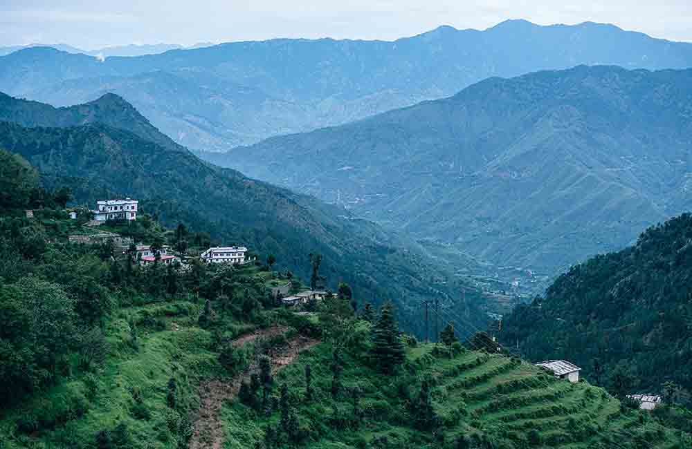 Dhanaulti   Best Places to Visit in June
