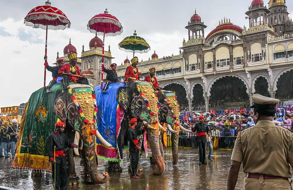 Dussehra 2019 |Celebrations across India