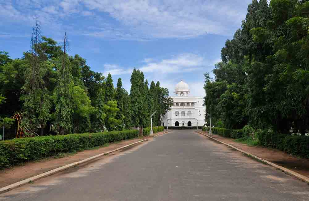 Gandhi Memorial Museum in Madurai