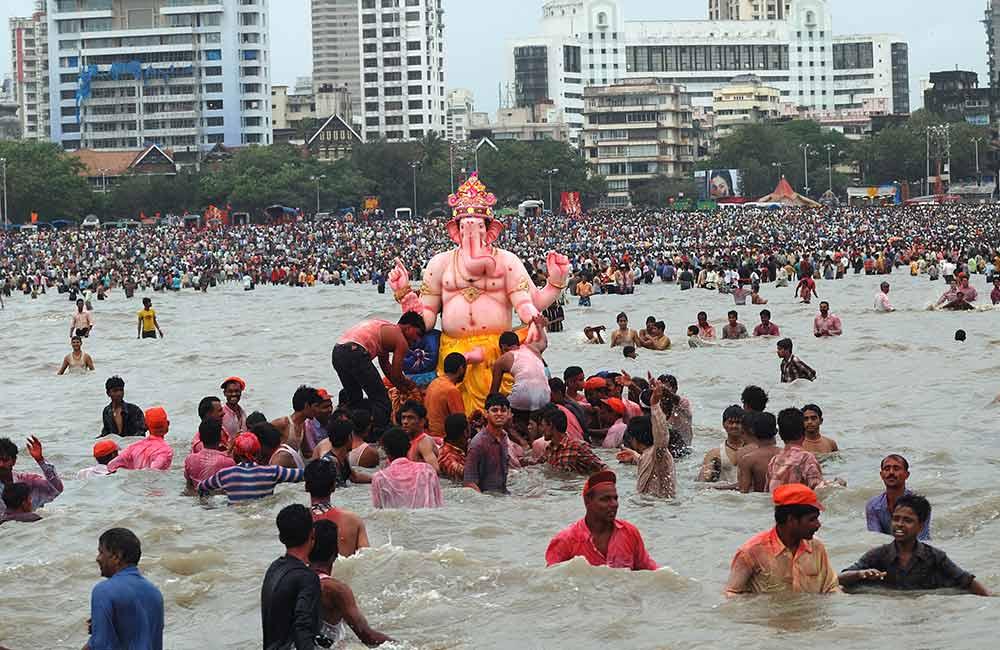 Ganesh Chaturthi 2019 | Celebrations across India