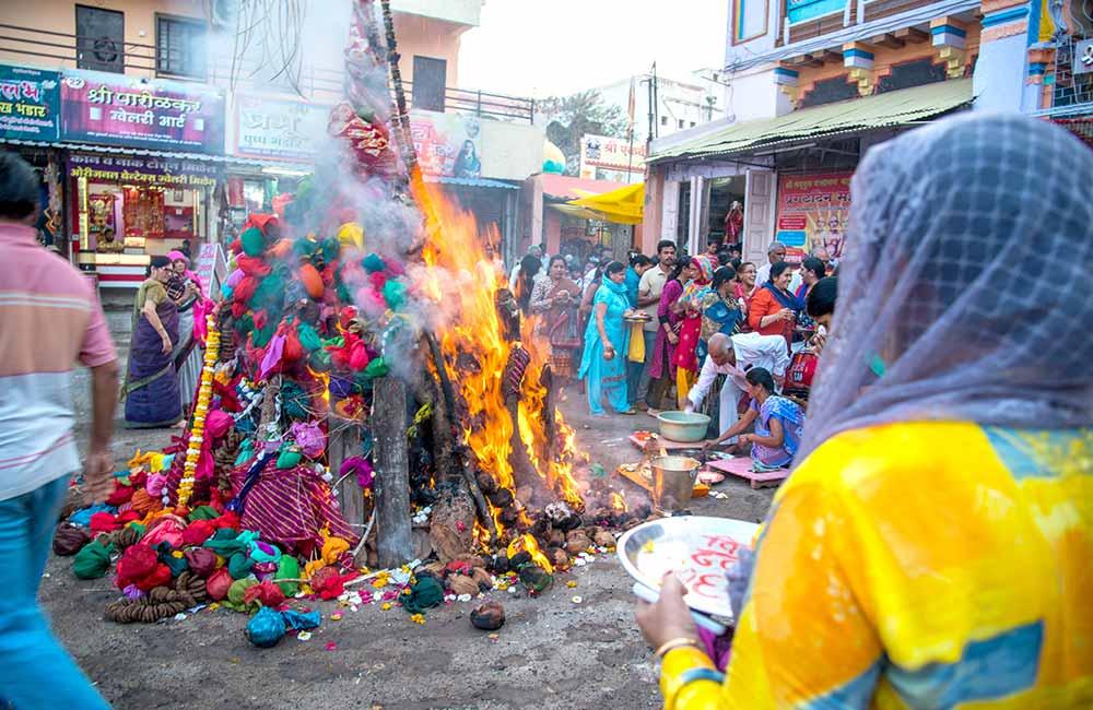Holika Dahan | Holi Festival 2020