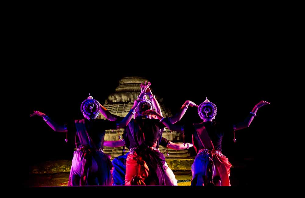 Konark Dance Festival, Odisha