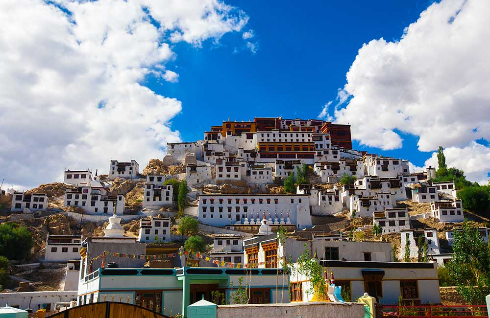 Ladakh-monistry | Best Places to Visit in March