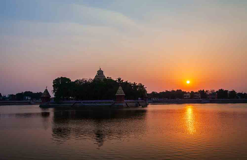 Mariamman Teppakkulam Tank in Madurai