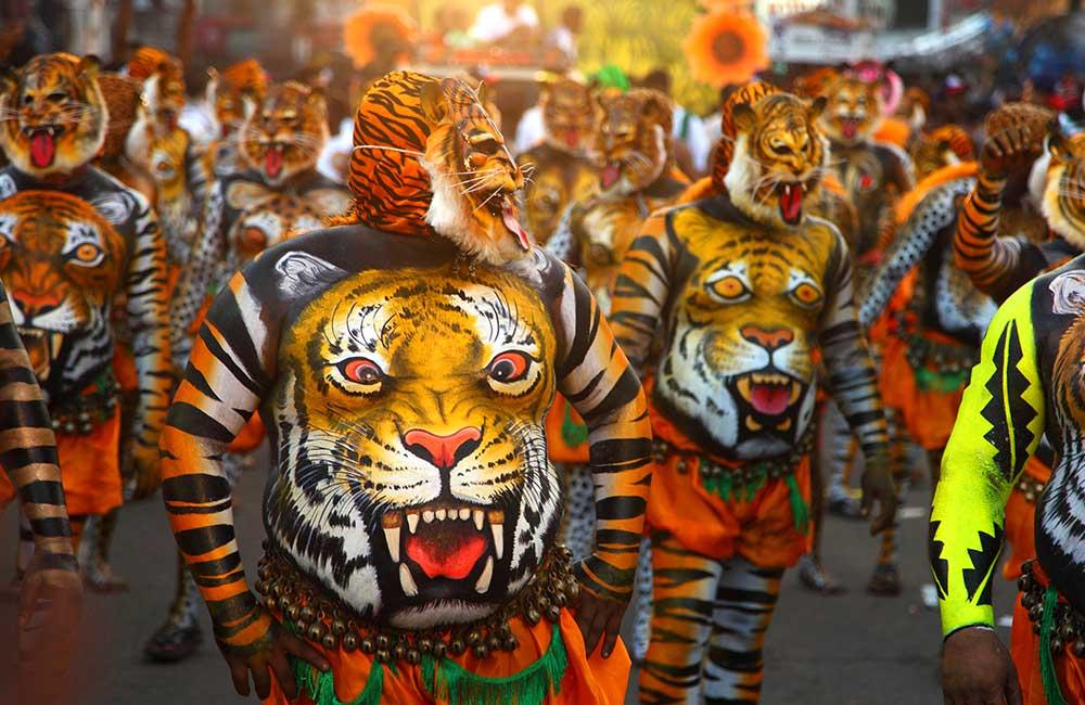 Onam 2020 | Celebrations across India