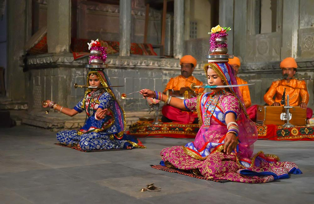 Rajasthani Folk Dance | Saputara Monsoon Festival 2019
