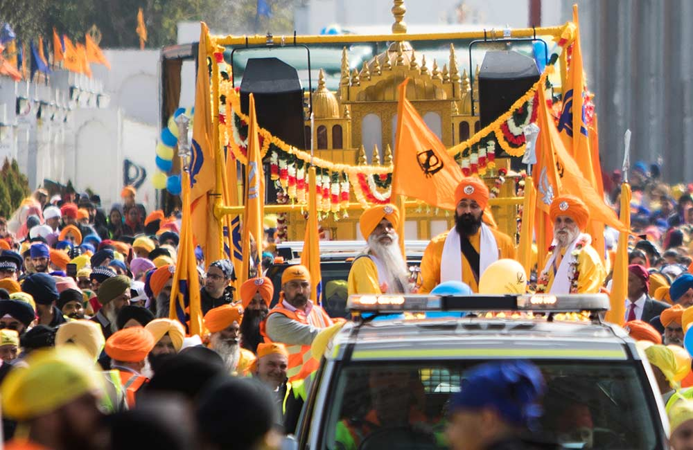 Vaisakhi 2020 | Vaisakhi Celebrations across India