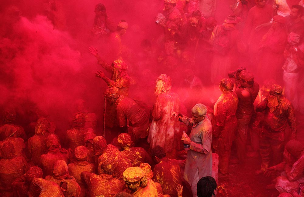 Holi Festival Celebrations across India | Holi  2020