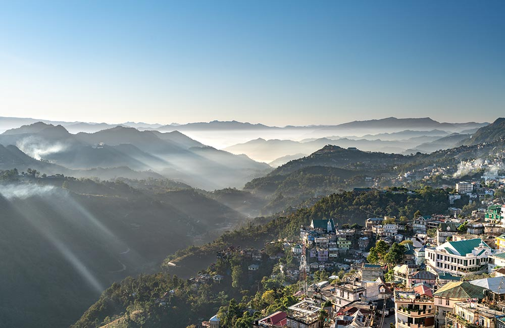 Aizawl | #19 of 22 Places to Visit in Northeast India