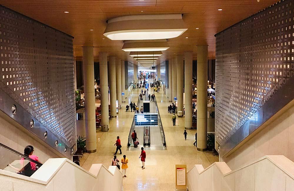Chhatrapati Shivaji Maharaj International Airport
