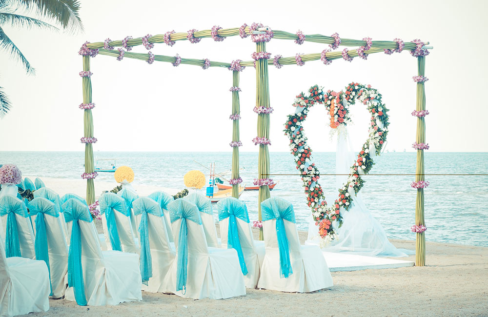 Andaman | #4 of 5 Best Beach Wedding Destinations in India
