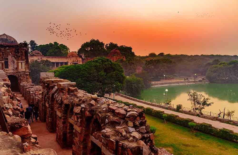 Hauz Khas | 2-Day Trip to Delhi