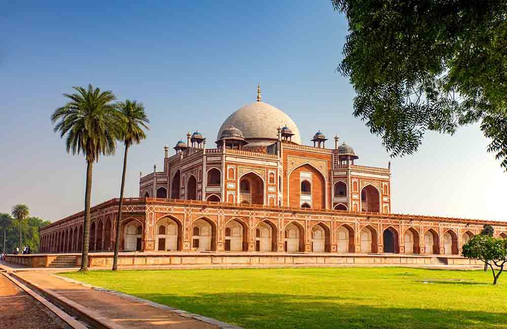 Humayun's Tomb | 2-Day Trip to Delhi