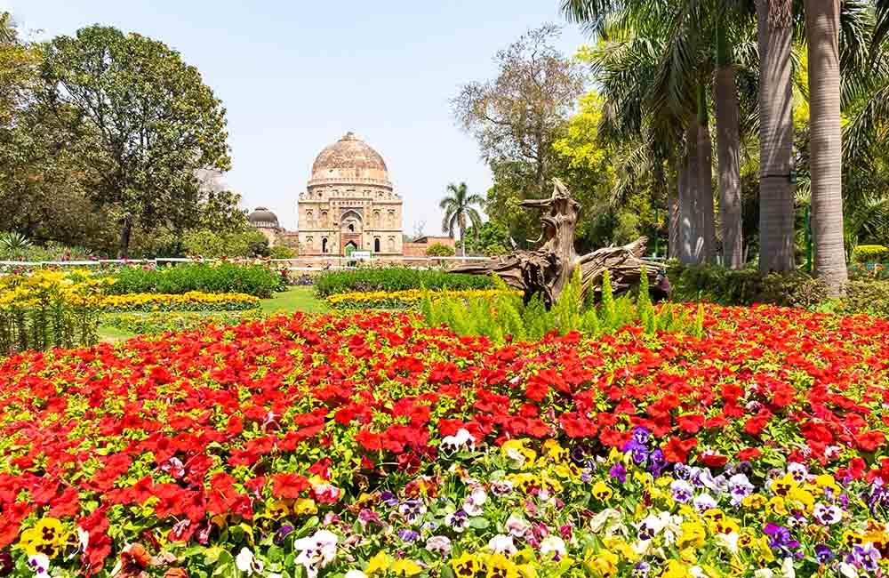 Lodhi Garden | 2-Day Trip to Delhi