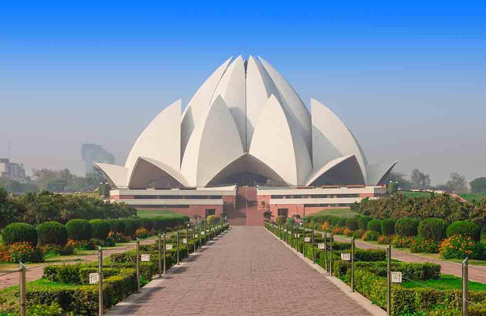 Lotus Temple | 2-Day Trip to Delhi
