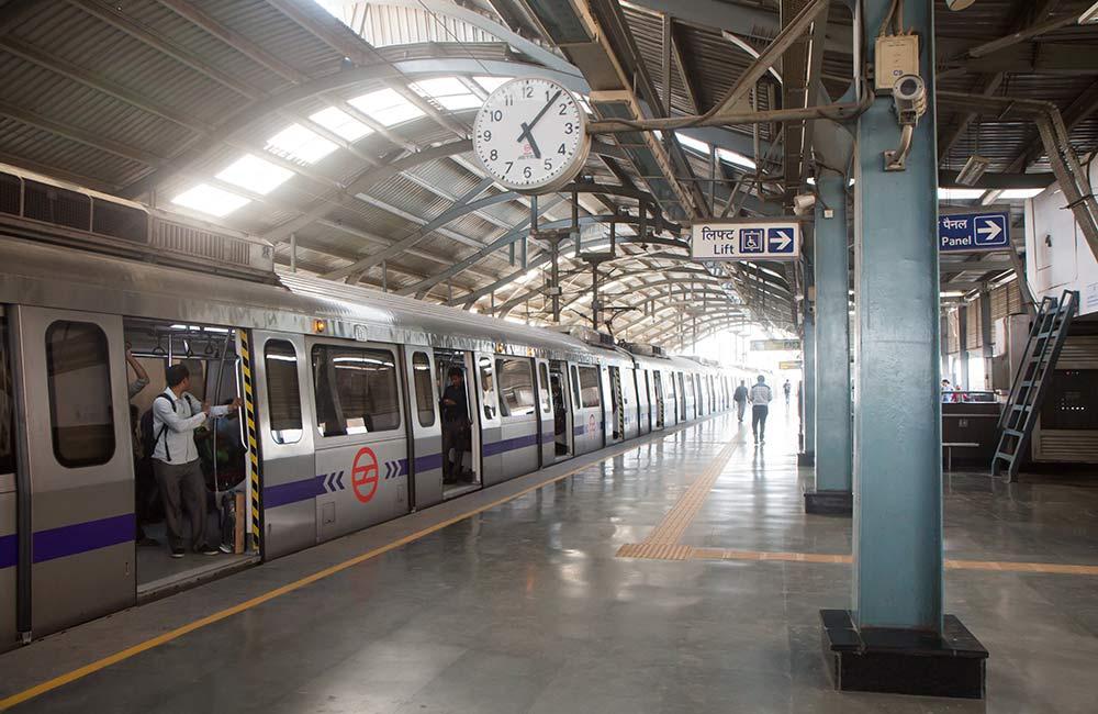Indian Metro Rail Network