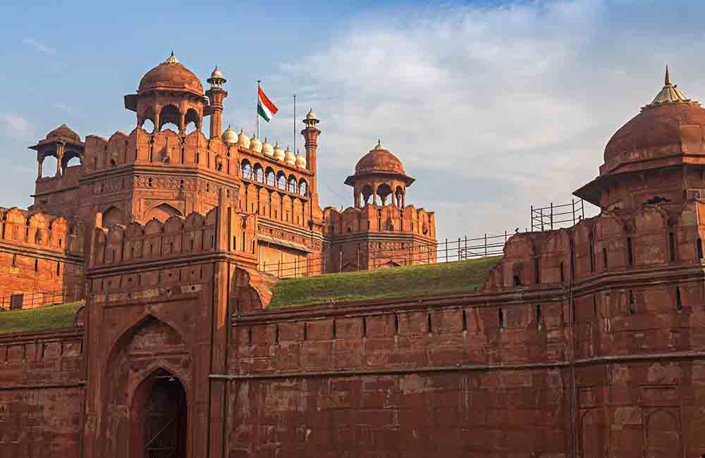 Red Fort | 2-Day Trip to Delhi