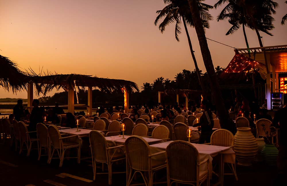 Eat-Drink late Night | 3-Day Trip to Goa