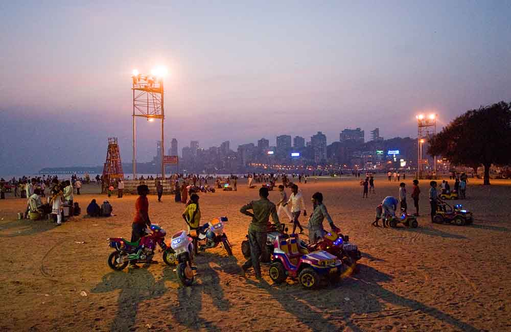 Girgaum Chowpatty | 2 days mumbai itinerary