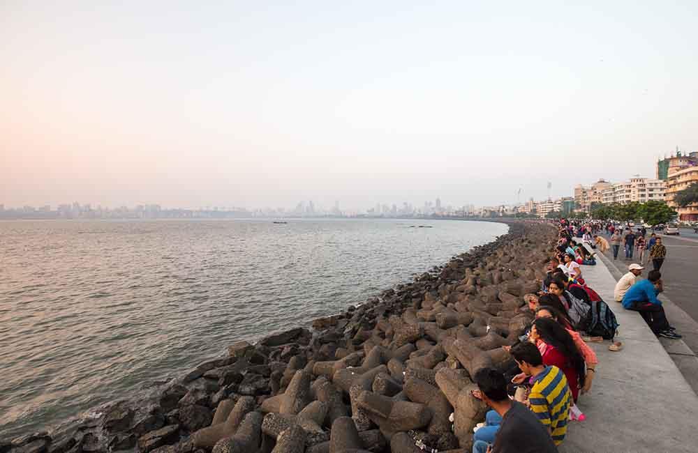 Marine Drive | 2 days mumbai itinerary