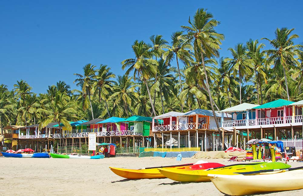 Beaches of South Goa | 3-Day Trip to Goa