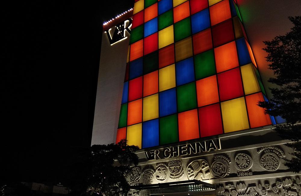 VR Mall | Popular Mall in Chennai