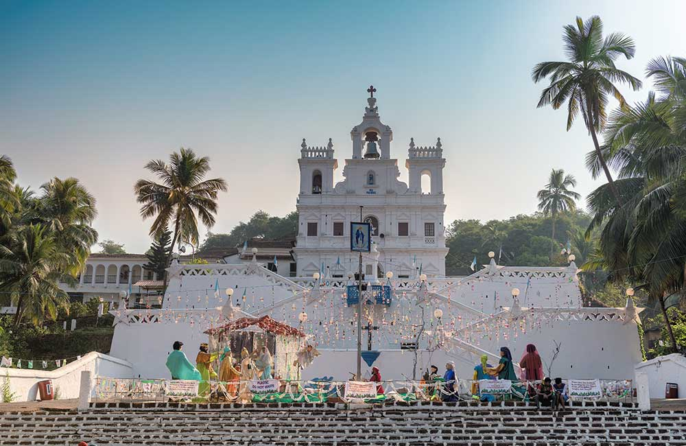 Goa | #1 of 5 Top Places in India to Celebrate Christmas