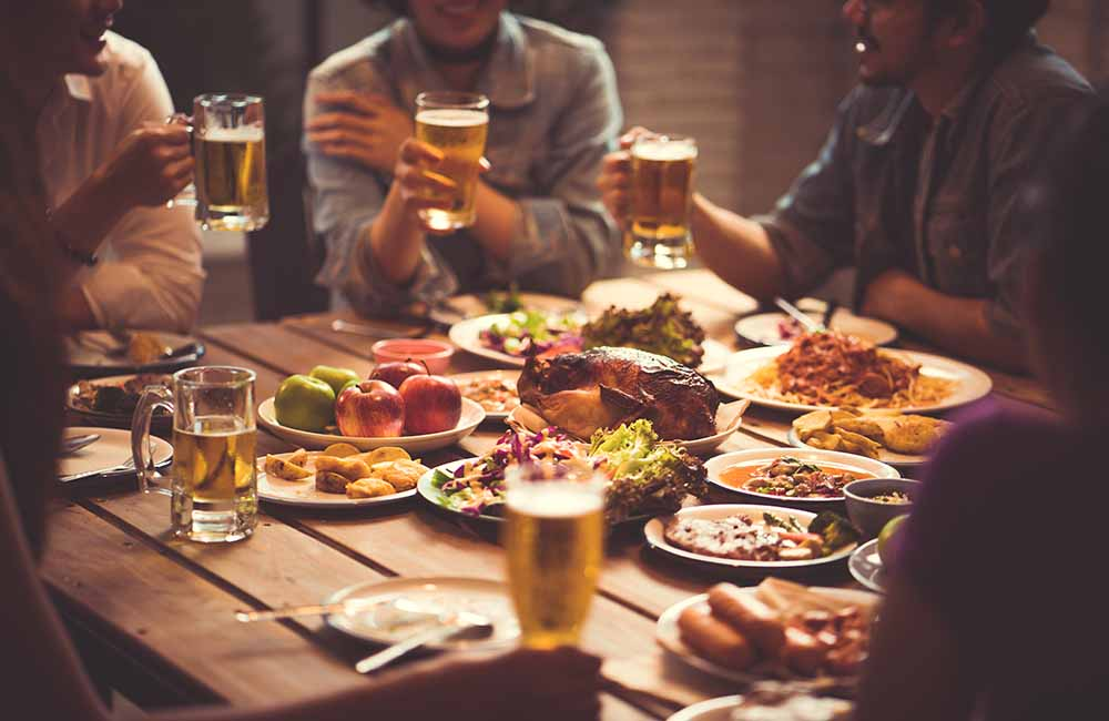 Restaurants and Pub | 2 Days Itinerary Pune