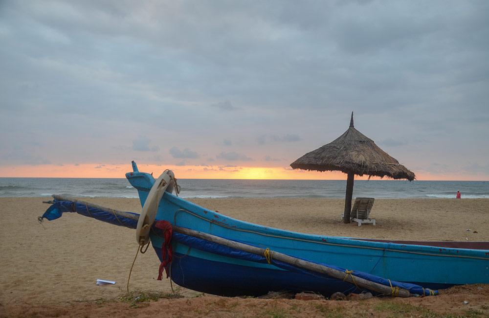 Elliot Beach | 2 Days Itinerary Chennai