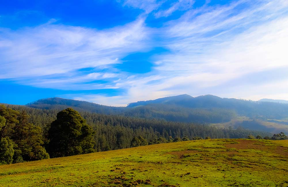 9th Mile Shooting Point   2 days Itinerary Ooty