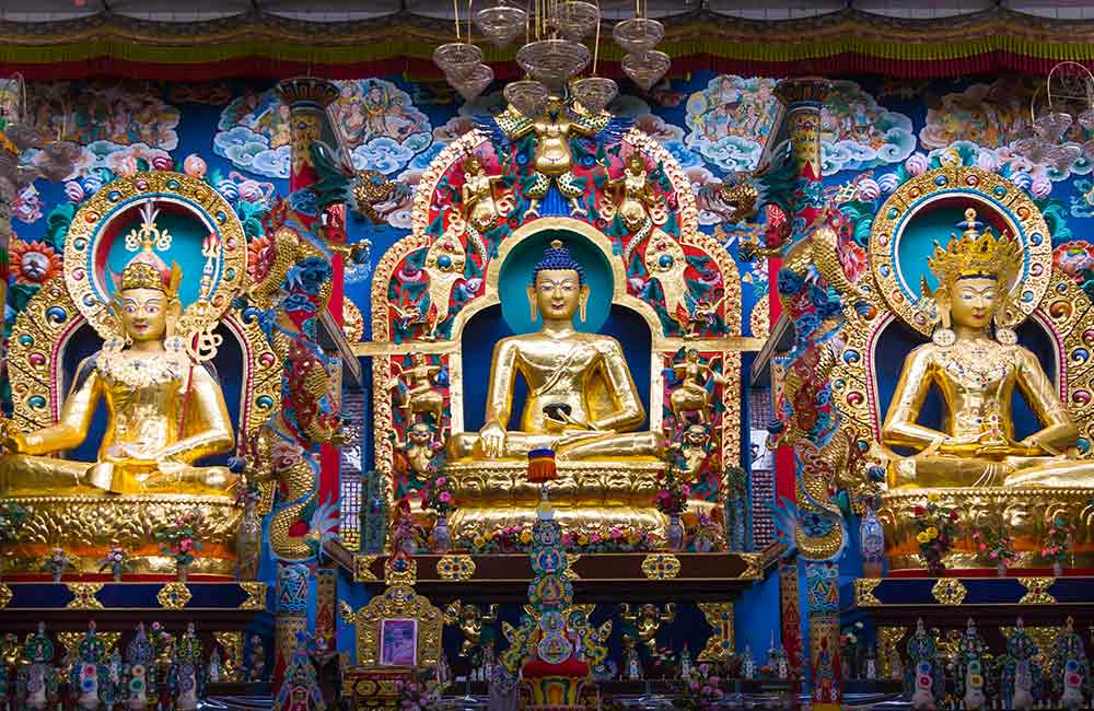 Namdroling Monastery | 2 Days Itinerary Coorg