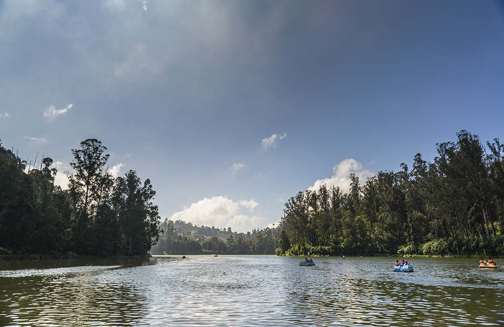 Ooty lake   2 days Itinerary Ooty