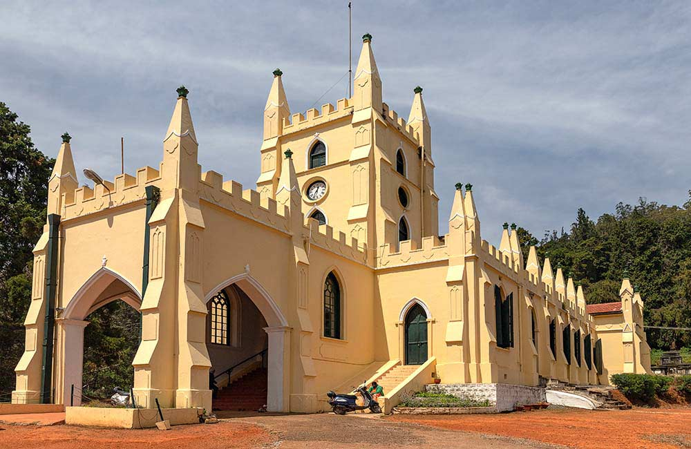 St. Stephen's Church | 2 days Itinerary Ooty