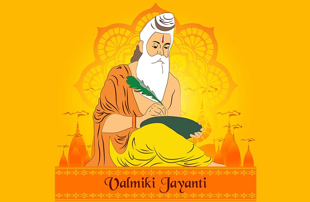 Valmiki Jayanti2020 | Valmiki JayantiHistory