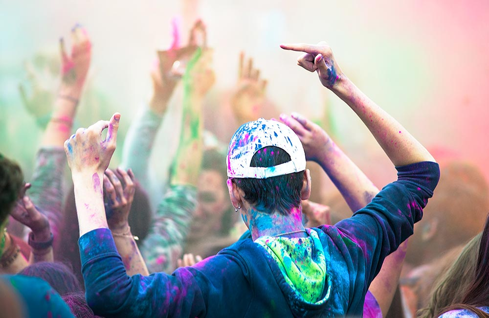 Holi - Festival of Colours 2020 | #6 of 10 Holi Parties in Delhi NCR